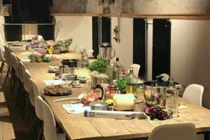 kookworkshop graanmaalderij
