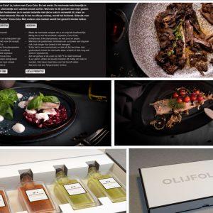 smaak van de waard, catering rotterdam, kok aan huis, catering krimpen, kookboek, palingolie